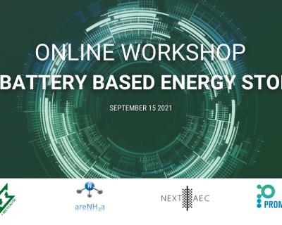 NON-BATTERY-BASED ENERGY STORAGE WORKSHOP